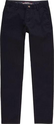 TXM TXM Spodnie męskie casual 32 GRANATOWY