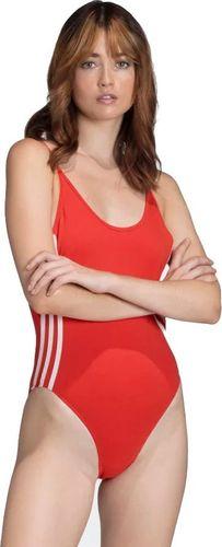 Adidas Strój kąpielowy Originals Cotton czerwony r. 40 (FM2575)