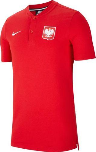 Nike Koszulka męska Poland Grand Slam czerwona r. M (CK9205 688)