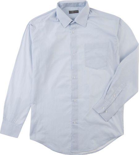 TXM TXM Koszula męska wizytowa z długim rękawem 42/43 BŁĘKITNY