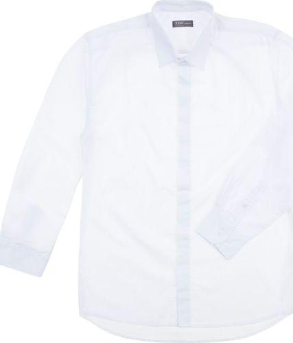 TXM TXM Koszula męska wizytowa z długim rękawem XXL-44/45 BIAŁY