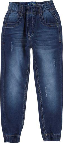 TXM TXM Spodnie chłopięce jeansowe 110 JEANSOWY