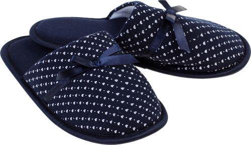 TXM TXM pantofle damskie 36 GRANATOWY
