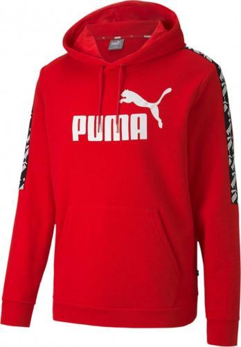 Puma Bluza męska Amplified Hoody Tr czerwona r. XL (58139311)