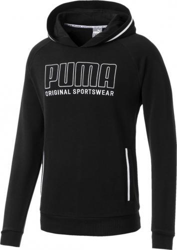 Puma Bluza męska Athletics Hoody Tr czarna r. L (85413801)