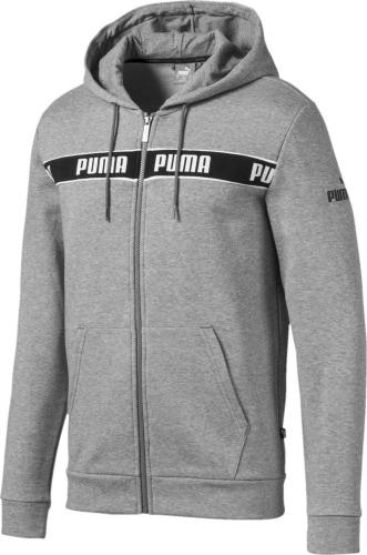 Puma Bluza męska Amplified szara r. M (58043303)