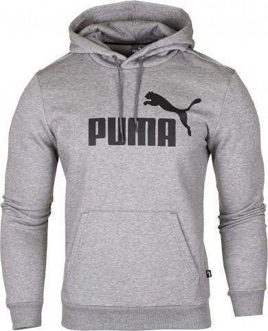 Puma Bluza męska Ess Hoody szara r. XL (85174503)