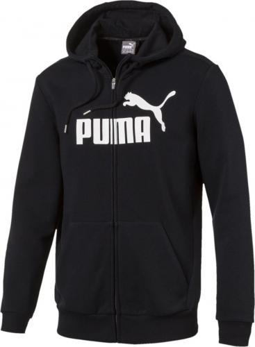 Puma Bluza męska Essentials czarna r. L (59056901)