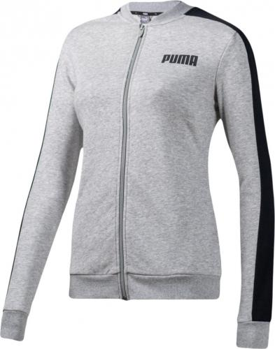 Puma Bluza damska Contrast Fz Hoody Tr czarna r. L (84427401)