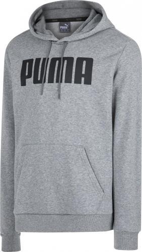 Puma Bluza męska Ess Hoody Tr Big szara r. XL (85474702)