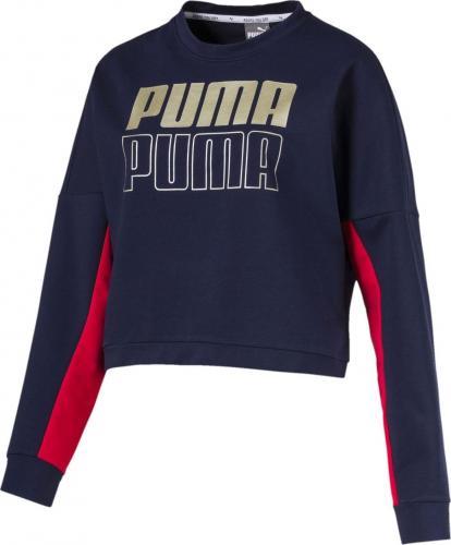 Puma Bluza damska Modern Sport granatowa r. L (85258506)