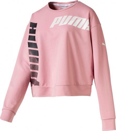 Puma Bluza damska Modern Sport Crew różowa r. L (58007814)