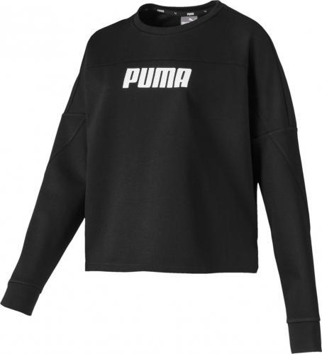 Puma Bluza damska Nu-Tility Cropped czarna r. L (58008601)