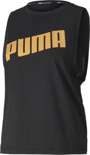 Puma Koszulka damska Metal Splash Adjustable czarna r. L (51919801)