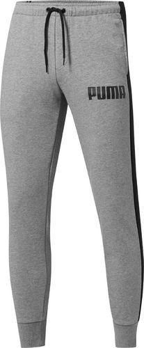 Puma Spodnie męskie Contrast szare r. XL (85173702)