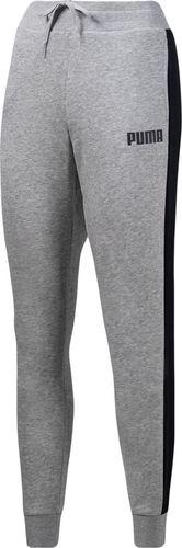 Puma Spodnie męskie Contrast Pants Tr W szare r. L (84427602)
