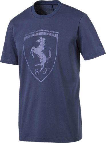 Puma Koszulka męska Ferrari granatowa r. M (57524107)