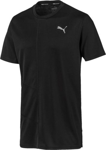 Puma Koszulka męska Ignite S S Tee czarna r. L (51726810)