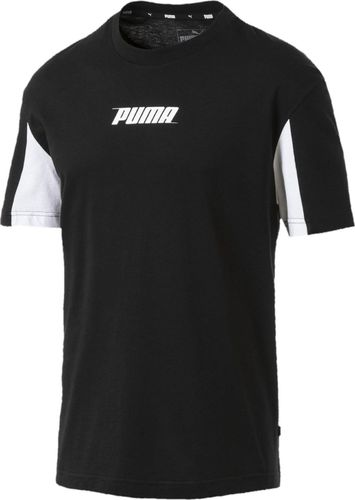 Puma Koszulka męska Rebel czarna r. L (85415201)
