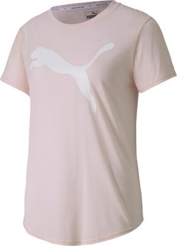 Puma Koszulka damska Evostripe Tee różowa r. L (58124117)