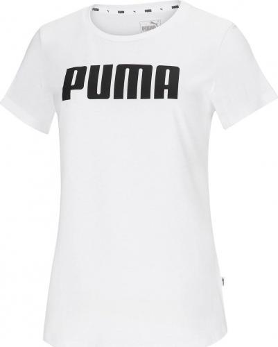 Puma Koszulka damska Ess Tee biała r. L (85478202)