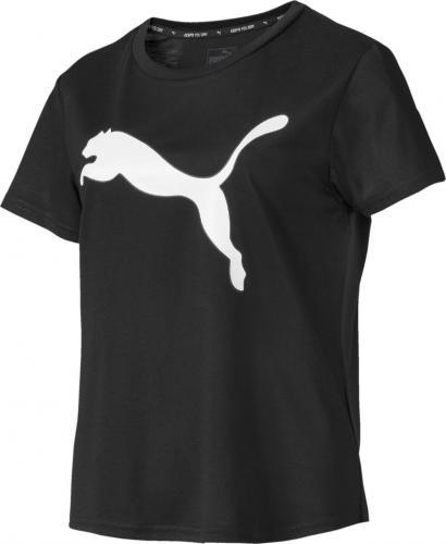 Puma Koszulka damska Evostripe Tee czarna r. S (58005701)