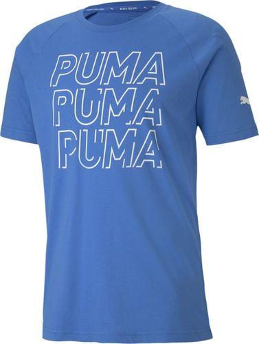 Puma Koszulka męska Modern Sports Logo niebieska r. L (58148941)