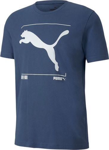 Puma Koszulka męska NU-Tilty niebieska r. L (58155243)