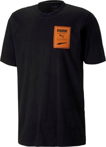 Puma Koszulka męska Recheck Pack czarna r. L (59788401)