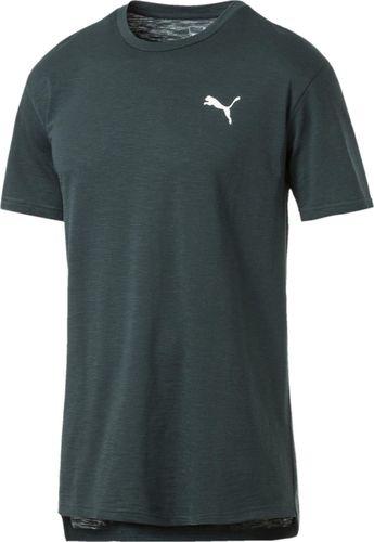 Puma Koszulka męska Energy zielona r. M (51731806)