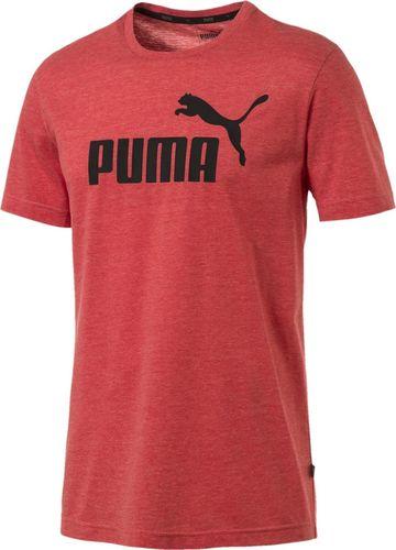Puma Koszulka męska Essentials czerwona r. S (85241911)