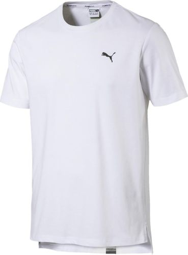 Puma Koszulka męska Evo Core biała r. M (57244502)