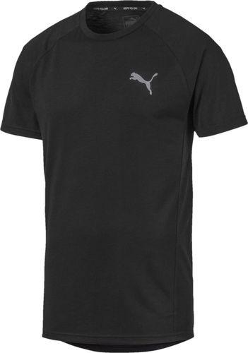 Puma Koszulka męska Evostripe Tee grafitowa r. L (58008401)