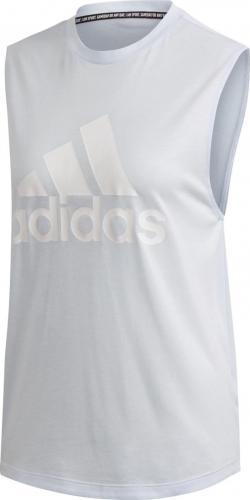 Adidas Koszulka damska Mh Bos Tank szara r. S (FL4161)