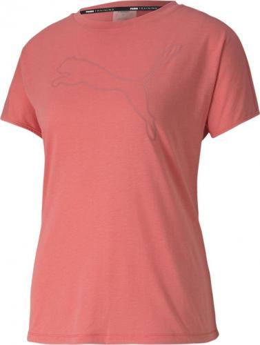 Puma Koszulka damska Cat Tee różowa r. M (51831113)