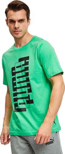Puma Koszulka męska Modern Sports zielona r. L (85427633)
