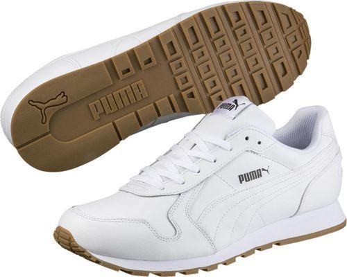 Puma Buty męskie ST Runner Full biała r. 44.5 (35913007)