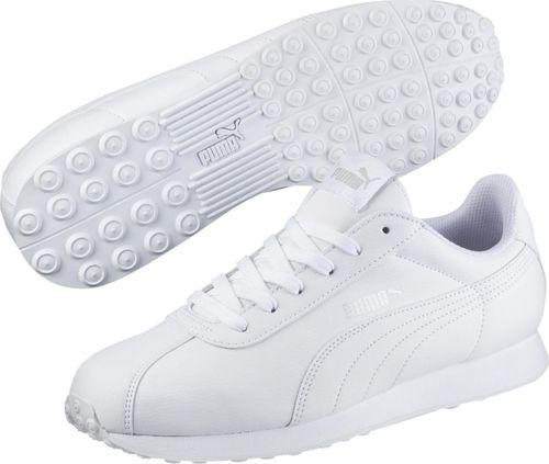 Puma Buty męskie Turin białe r. 45 (36011605)