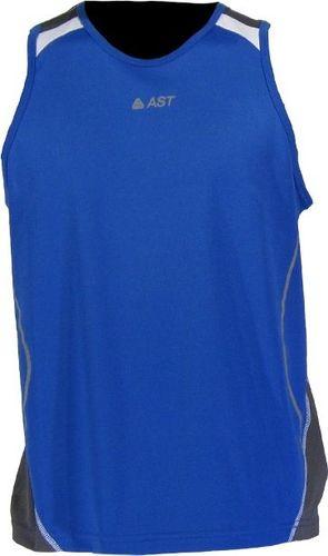 AST Koszulka męska H37W niebieska r. M