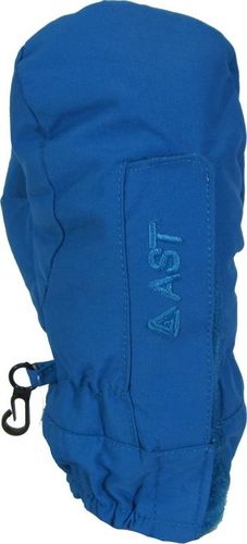 AST Rękawice narciarskie AST YC7K dziecięce : Kolor - Niebieski, Rozmiar - L