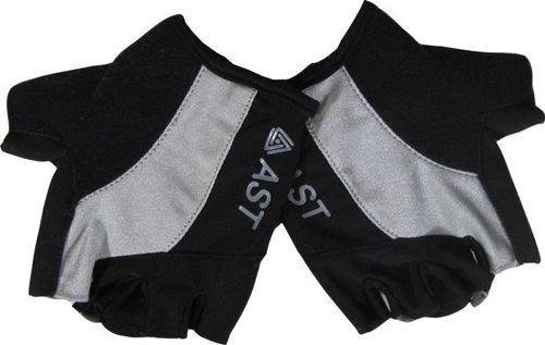 AST Rękawiczki AST 4ZAZ uni : Kolor - Czarny, Rozmiar - S