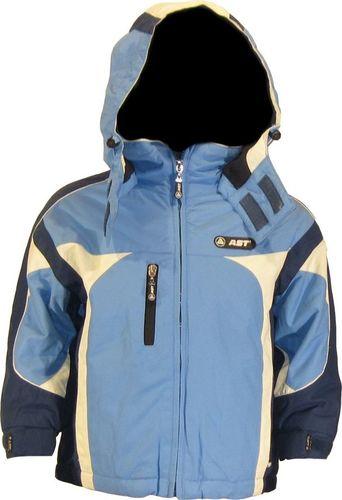 AST Kurtka zimowa AST 3AB6 dziecięca : Kolor - Niebieski, Rozmiary dziecięce - 92
