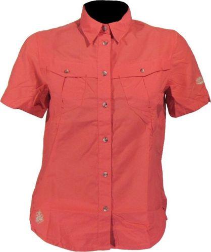 AST Koszula AST DT9L damska : Kolor - Czerwony, Rozmiar - M