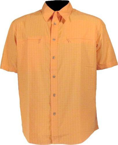 CMP Koszula CMP 3T61317 męska : Kolor - Pomarańczowy, Rozmiar - M