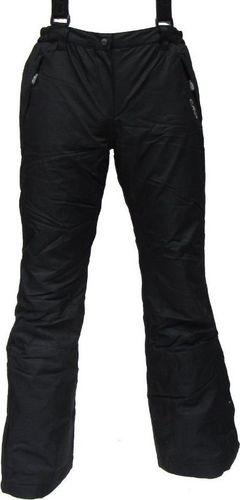 Campagnolo (CMP) Spodnie CMP 3W03406 damskie : Kolor - Czarny, Rozmiar - XL