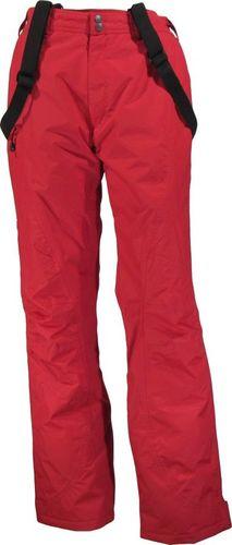 Salewa Spodnie Salewa Pinar damskie : Kolor - Czerwony, Rozmiar - L