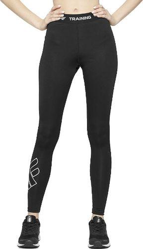 4f spodnie funkcyjne damskie H4Z20-SPDF001 GŁĘBOKA CZERŃ r.S