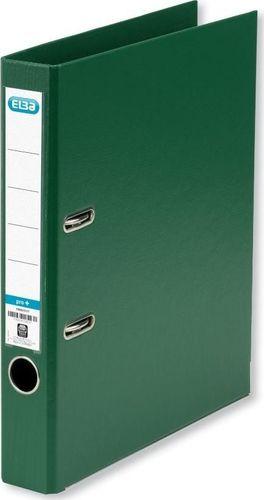 Segregator Elba Segregator A4 Pro+ 5cm zielony