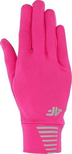 4f Rękawiczki 4F ciemny róż H4Z19 REU068 53S L