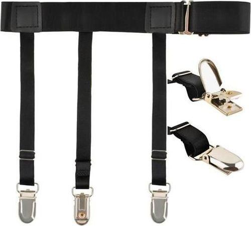 ISO Szelki uchwyt do utrzymywania trzymania koszuli w spodniach  uniwersalny